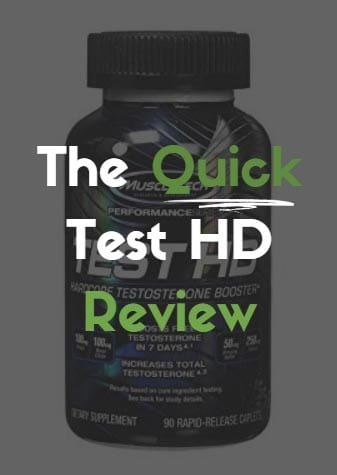Muscle Tech Test HD review