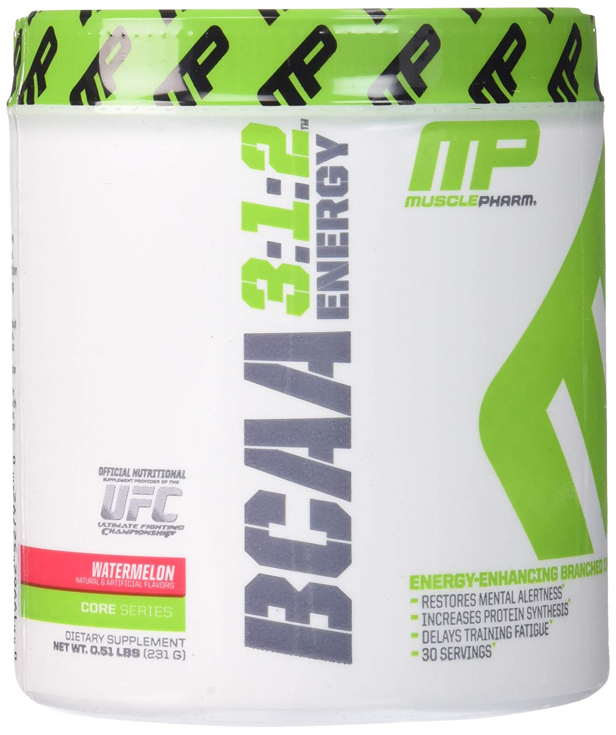 MusclePharm BCAA Powder Review – Is It Worth It?