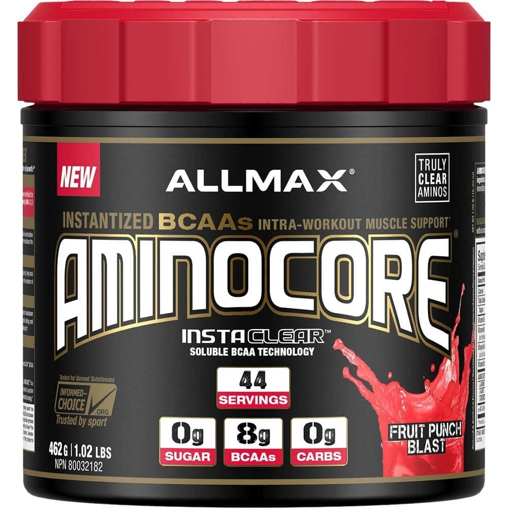 AllMax BCAA Review – Is It A Supplement Worth Buying?
