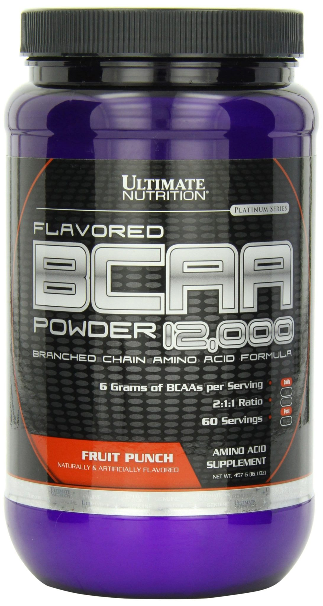 Ultimate Nutrition BCAA 12000 Review – Is It Worth The Money?