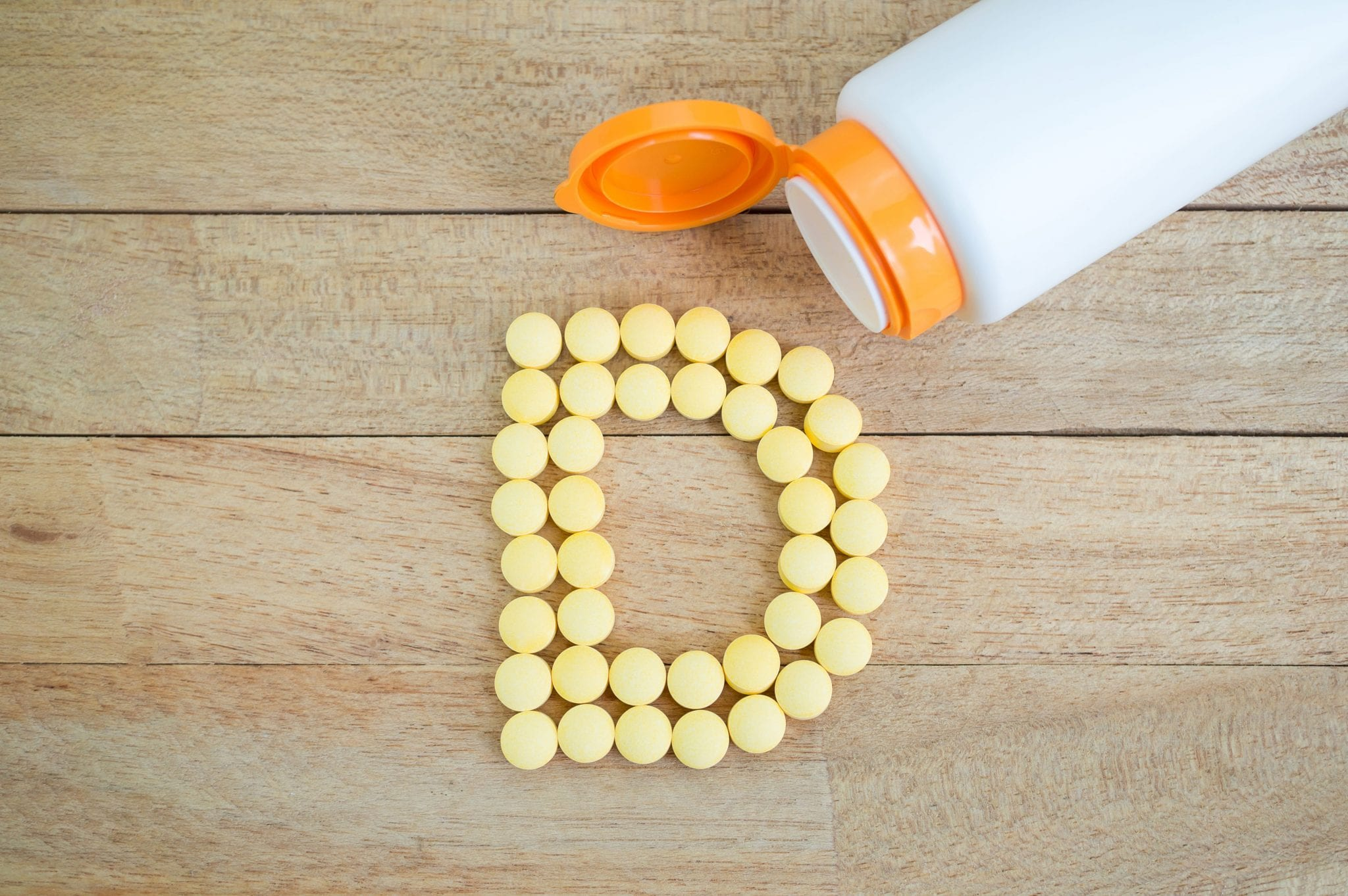Does Vitamin D Increase Testosterone?