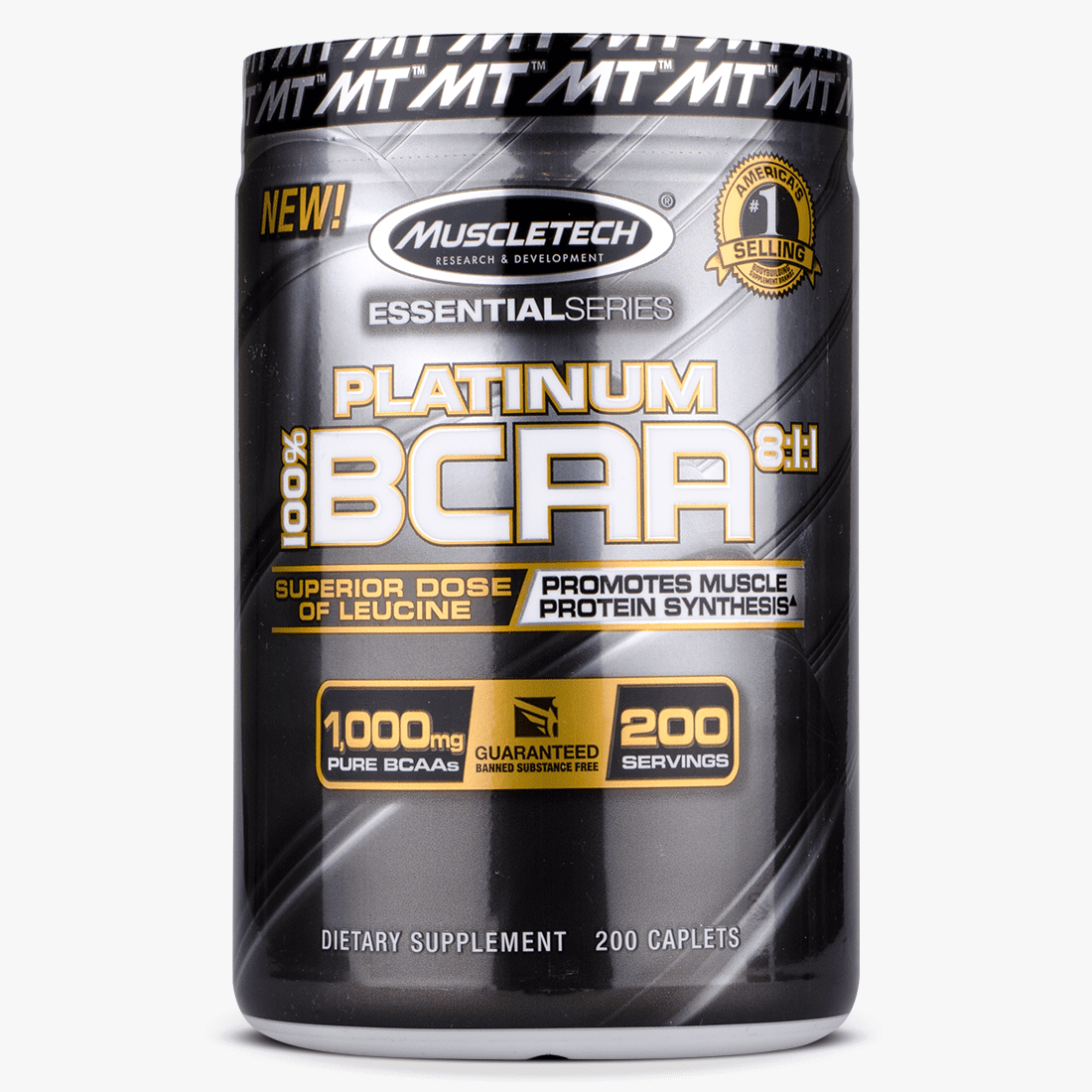 MuscleTech BCAA 8:1:1 Review – Is It Really All It's Cracked Up To Be?