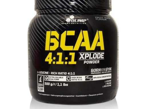 Olimp BCAA Xplode Review – Should You Buy It?