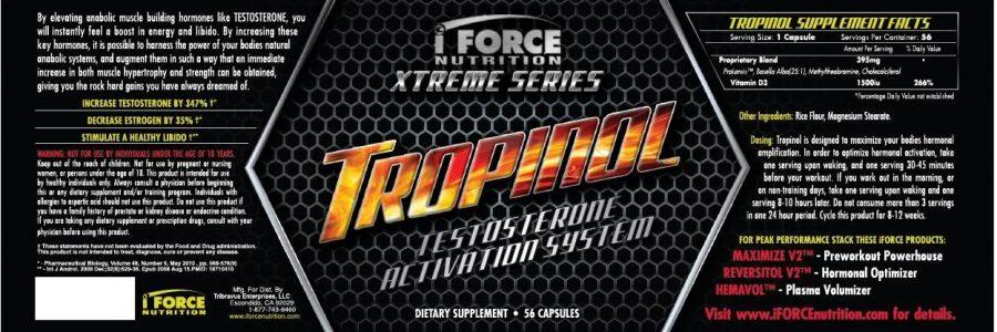 iForce Tropinol